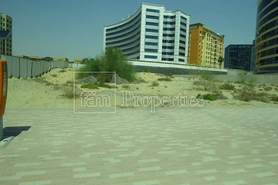 G+8 Residential plot for sale in DSO