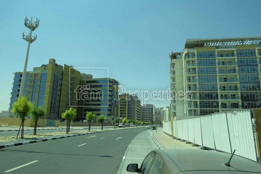 2 G+8 Residential plot for sale in DSO