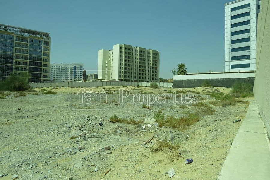 10 G+8 Residential plot for sale in DSO