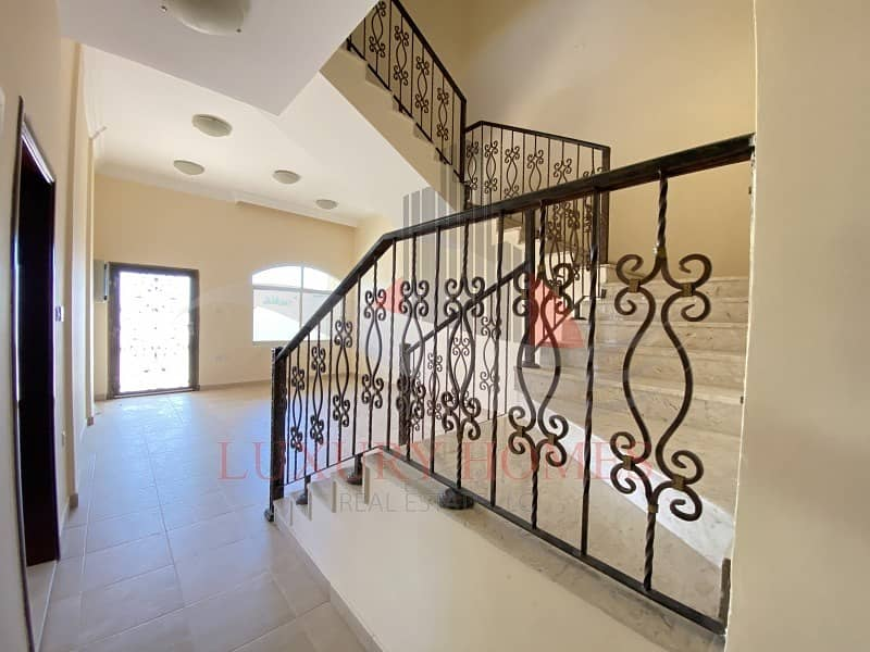 2 Private Entrance Yard Easy Access to Abu Dhabi
