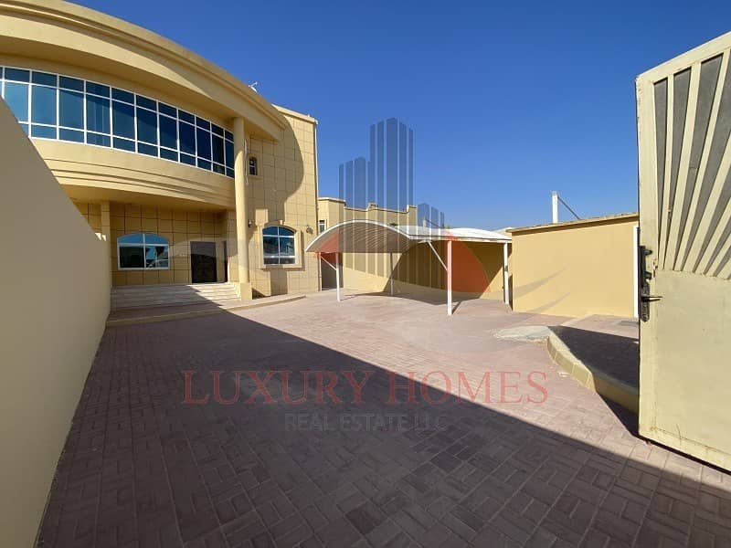 Private Entrance Yard Easy Access to Abu Dhabi