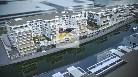 2 Bedroom Flat for Sale in Al Raha Beach, Abu Dhabi - Ready Apartment at Al Raha Beach  Loft style  Canal View directly