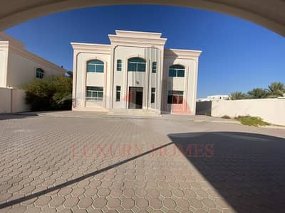 5 Bedroom Villa for Rent in Al Towayya, Al Ain - Independent Duplex with huge Yard and Driver's Room