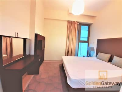 شقة 1 غرفة نوم للايجار في مدينة دبي الرياضية، دبي - Fresh and Elegant Well Maintained Clean Furniture