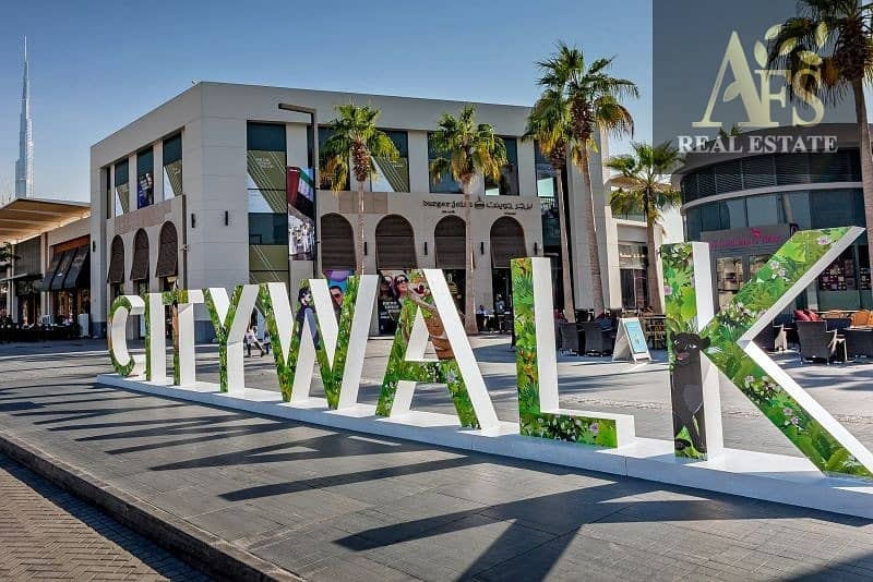 Own Your Hotel Room at City Walk | Urban Business District