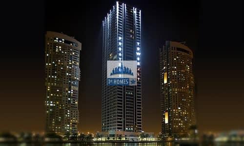 استوديو  للايجار في أبراج بحيرات الجميرا، دبي - JLT  High floor Studio Flat  Brand New Good View