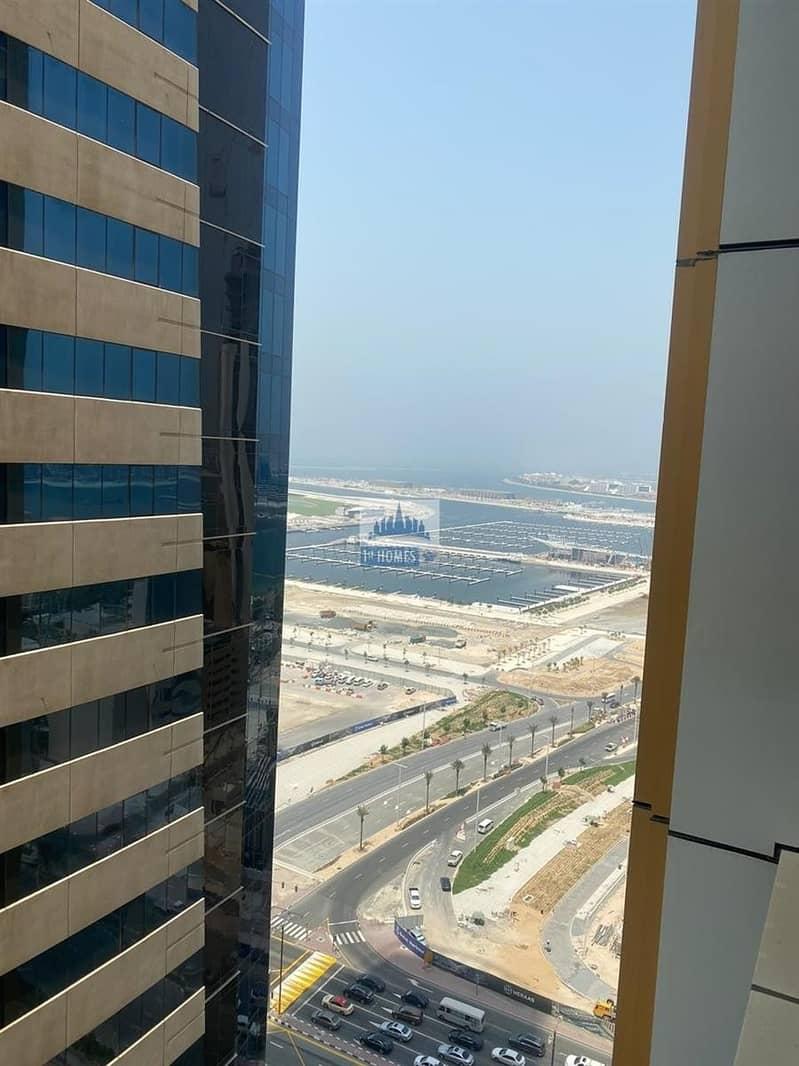 8 2 BR | Partial Sea View | Mid-Floor - Elite Tower