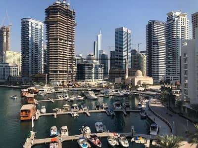 فلیٹ 2 غرفة نوم للايجار في دبي مارينا، دبي - AMAZING 2BR | FULL MARINA VIEW | BEST PRICE