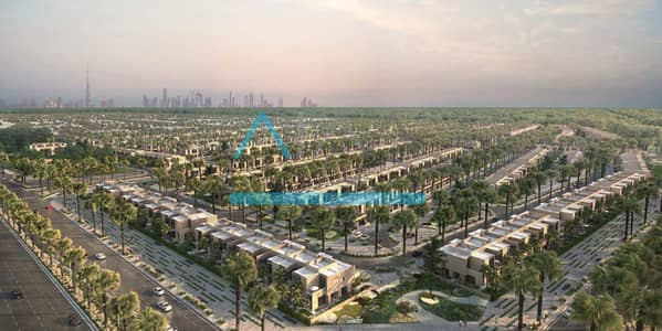 3 Bedroom Villa for Sale in Meydan City, Dubai - Meydan Town house | A Great Place to Live