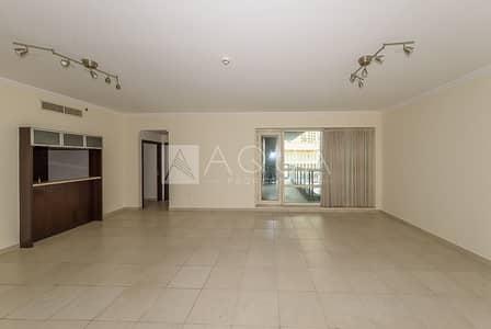 2 Bedroom Apartment for Rent in Dubai Marina, Dubai - Spacious Unit | Low Floor | Chiller Free
