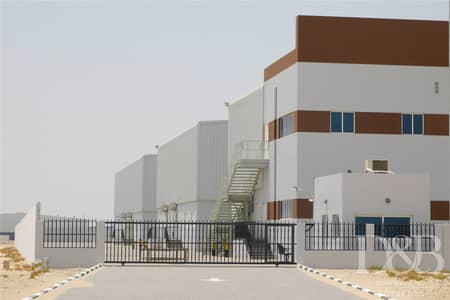 مستودع  للبيع في واحة التكنولوجيا، دبي - Full Warehouse and Office Building | Newly Built