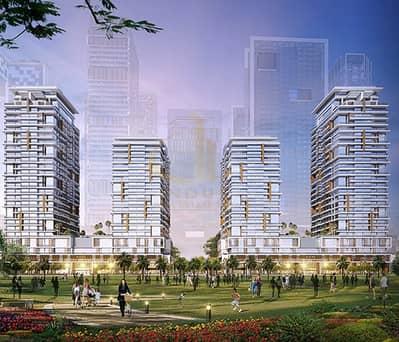 شقة 1 غرفة نوم للبيع في بر دبي، دبي - Near Metro | 1BR Park Gate Res | Zabeel Park Views