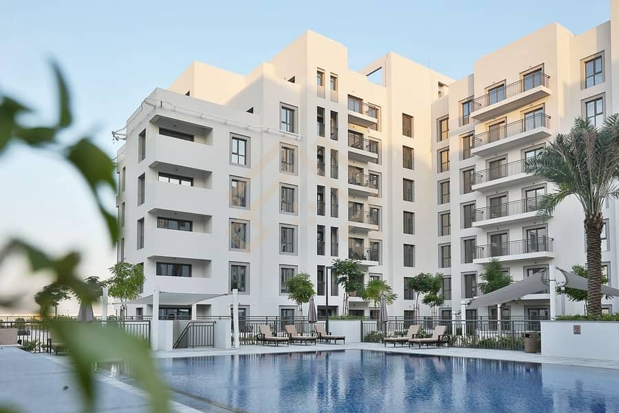Pay 10% to Move In | Brand New 1BR Apt | 5 Year Post Handover.