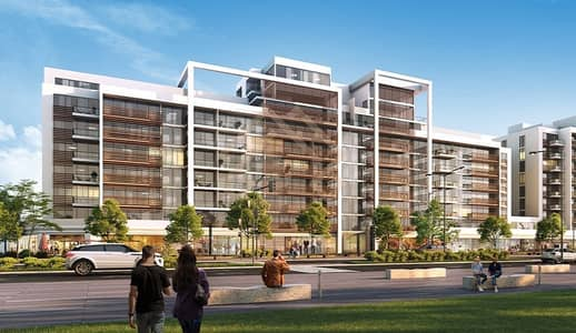 Own an Apartment with a Rental Price Finishing Lux..
