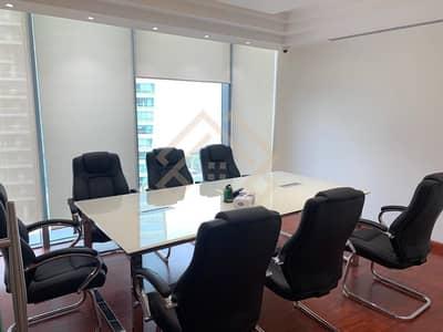 مکتب  للايجار في الخليج التجاري، دبي - Fully Furnished Office for Rent in Business Bay