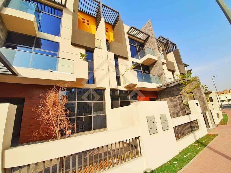 10 Brand New | 4 Bedroom Villa For Rent..!