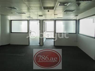 Vacant Large and Fully Fitted Office With Partition
