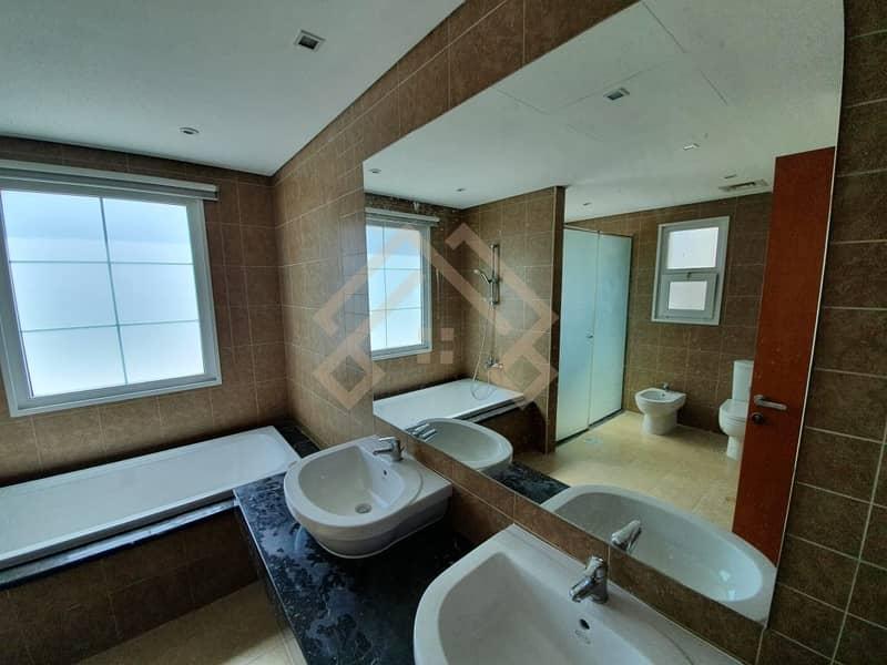 10 Spacious 2 Bedrooms Plus Maids Villa in JVC.