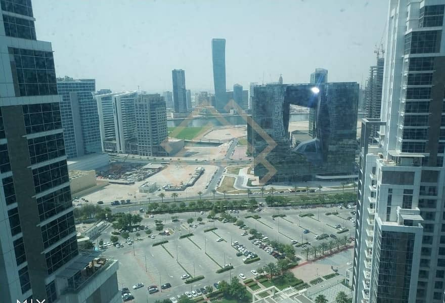 Brand New Amazing View  Fully Fitted office For rent.