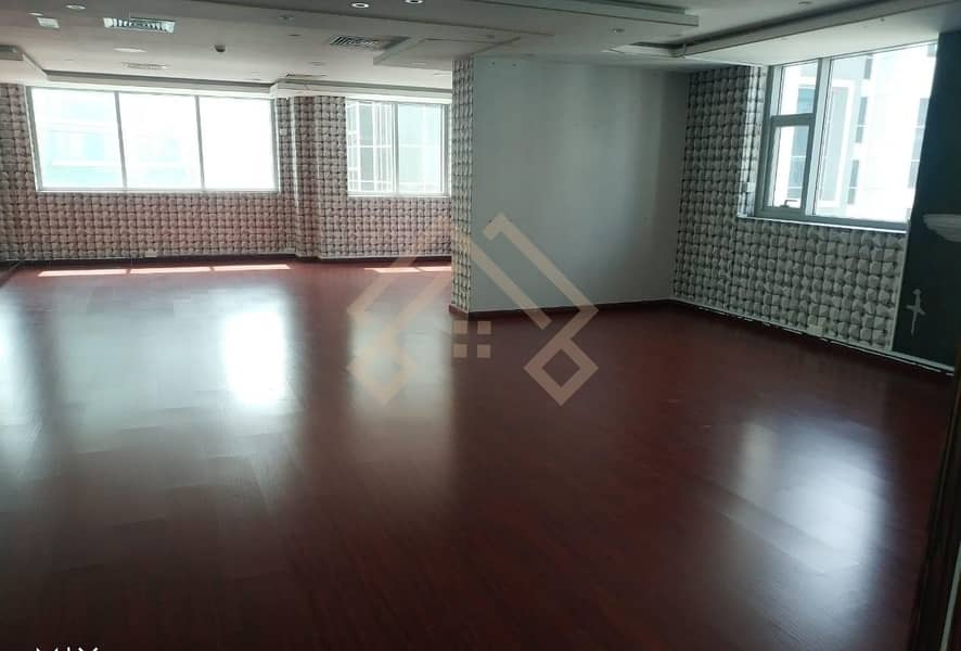 2 Brand New Amazing View  Fully Fitted office For rent.