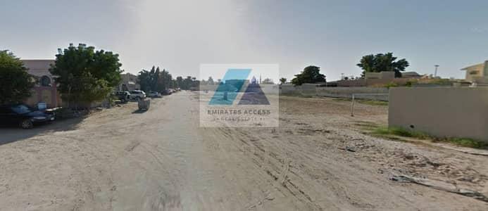 Plot for Sale in Al Ghafia, Sharjah - WOW 10000 sqft residential land for sale in Al Ghafiya area