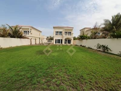 2 Bedroom Villa for Rent in Jumeirah Village Circle (JVC), Dubai - Independent 2BR+Maid Villa | Unfurnished.
