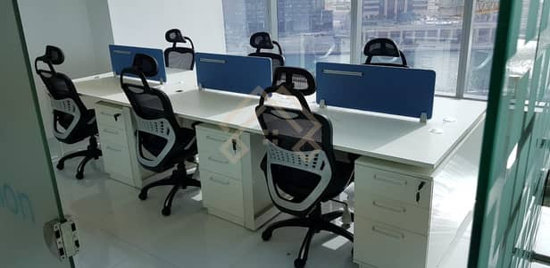High End | Fitted & Furnished | Office For Sale.