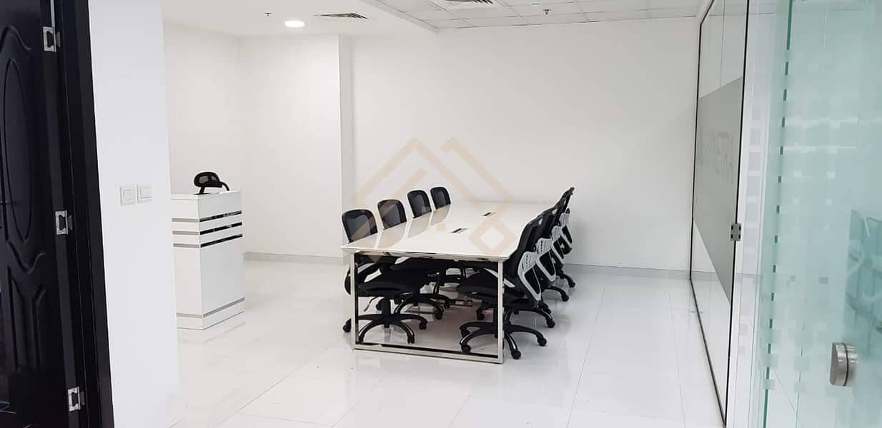 2 High End | Fitted & Furnished | Office For Sale.