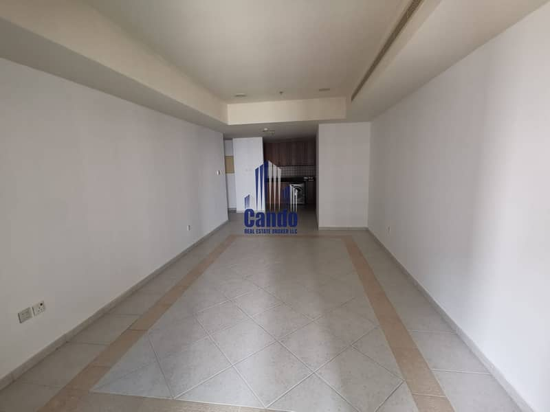 Hurry up | Spacious 1Br Unfurnished | Sea View