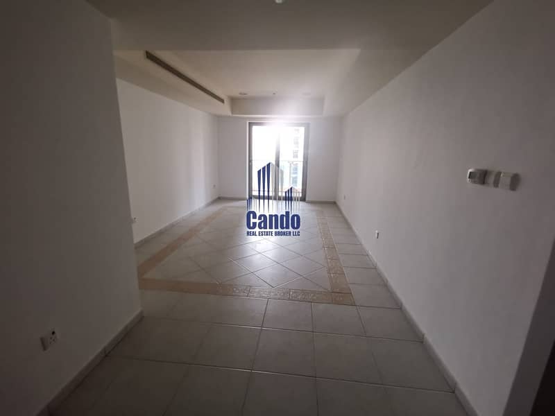2 Hurry up | Spacious 1Br Unfurnished | Sea View