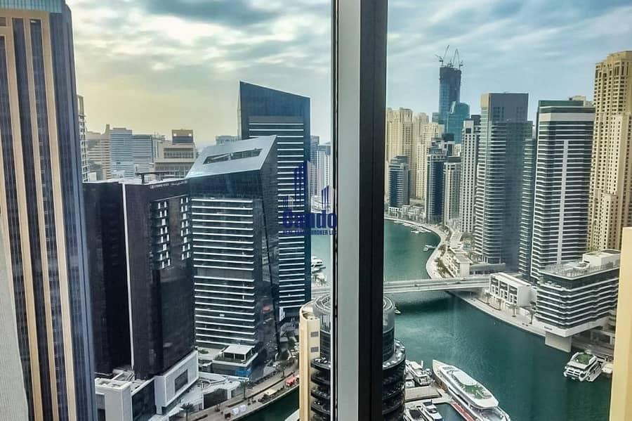 2 Negotiable | Marina View | High floor | 1BR