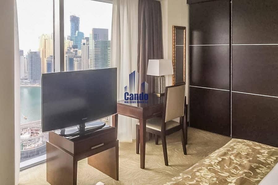 24 Negotiable | Marina View | High floor | 1BR