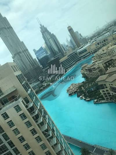 2 Bed Apartment in downtown Burj Residence for Sale