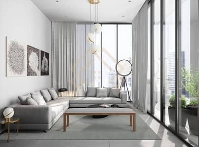 1 Bedroom Apartment for Sale in Aljada, Sharjah - Own your smart home in the heart of the new Sharjah next to the American University.!