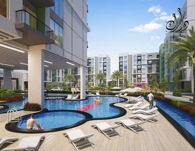 1 Bedroom Flat for Sale in Al Warsan, Dubai - Owns an apartment in Dubai with a 7-year payment plan