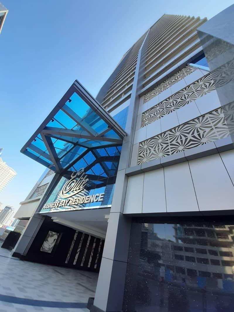 25 Luxurious 1B/R - Brand New Building - Elite Business