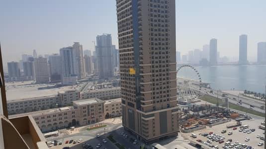 2 Bedroom Flat for Sale in Al Khan, Sharjah - Spacious 2 BHK | AL QASBA | ROSE1 TOWER