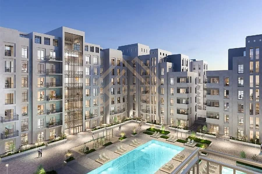 Apartment in Amazing Community  | Ready to Move in  | 5 Year Post Handover..