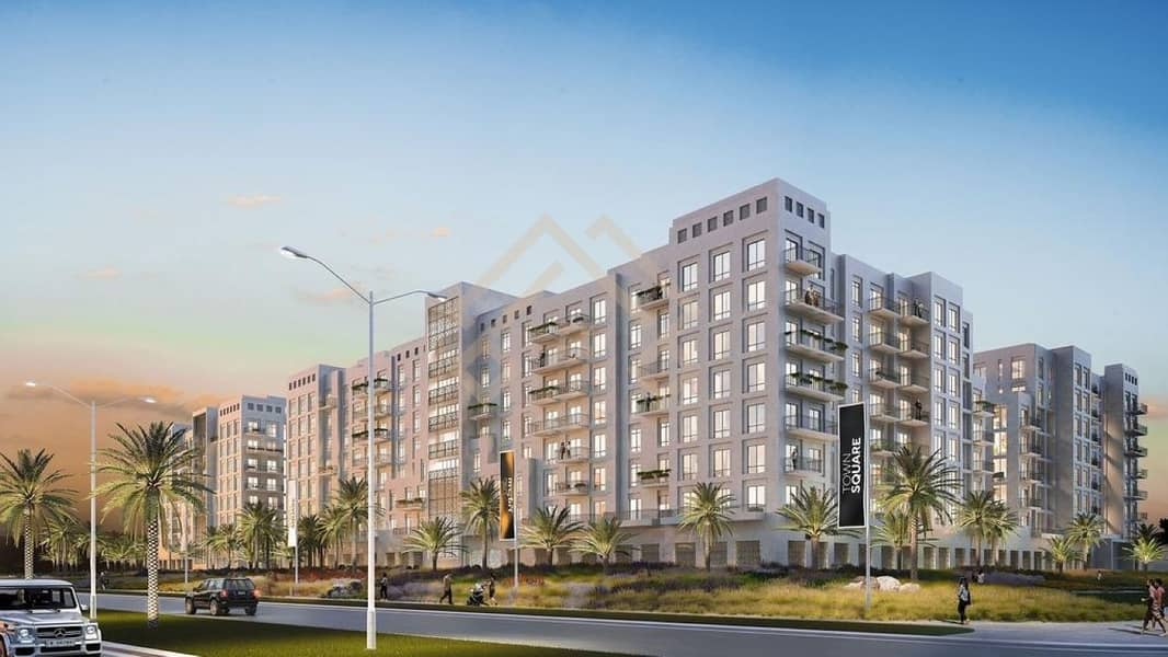 2 Apartment in Amazing Community  | Ready to Move in  | 5 Year Post Handover..