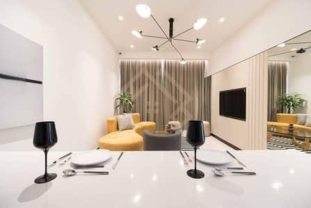 استوديو  للبيع في قرية جميرا الدائرية، دبي - Sikka View Studio Apartment  | 5 Years Post Payment Plan!