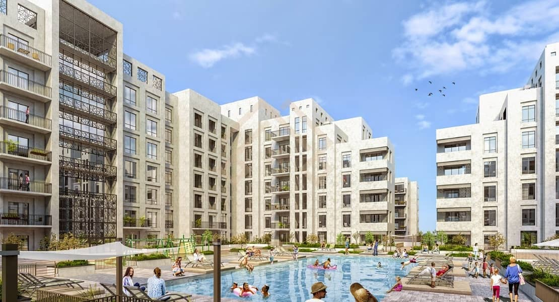 10 Hot Deal Branded 1 Bed -5 Years Post Handover Payment Plan..