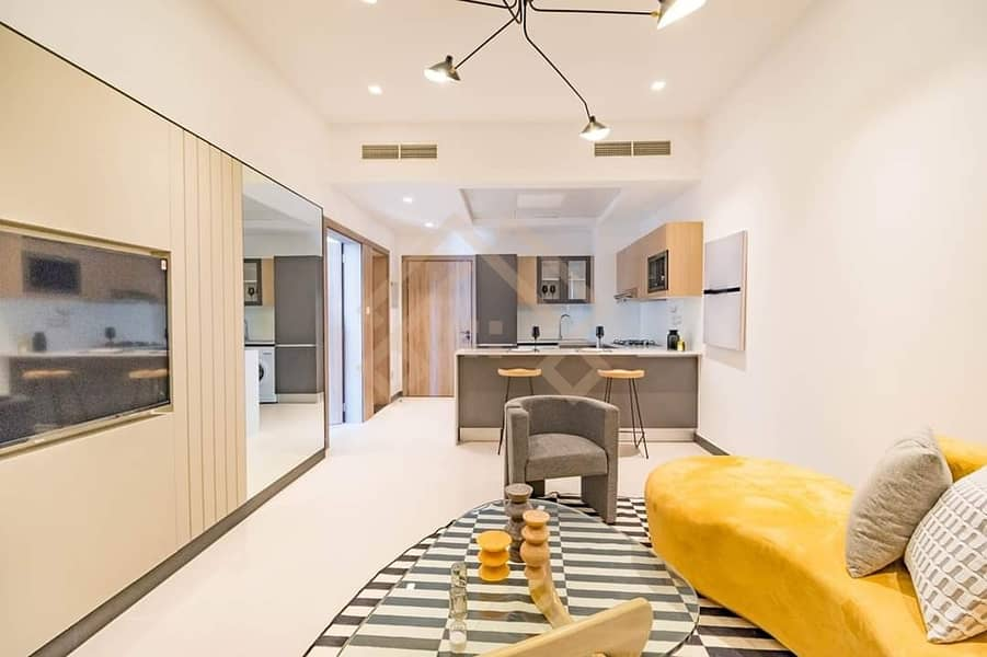 High End Interiors| Huge 1BR | 5 Years Post Payment Plan