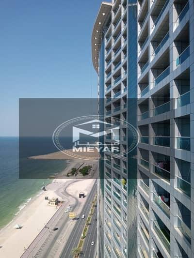 فلیٹ 2 غرفة نوم للبيع في كورنيش عجمان، عجمان - فخامة التشطيب الفندقي بتصميم معماري راقي وحديث الان بكورنيش عجمان