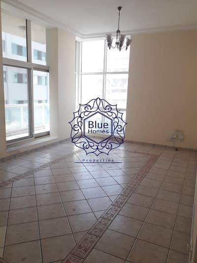 شقة 2 غرفة نوم للايجار في بر دبي، دبي - 1Month Free Spacious 2Bhk 65k  Balcony Gym Poll Close Metro
