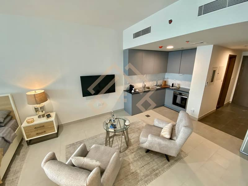 2 Modern Styling Studio Apartment - 5 Year Payment Plan.