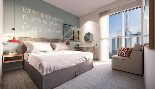 استوديو  للبيع في جميرا، دبي - Brand New Studio Apartment For Sale.