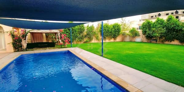 Exclusive  |Well maintained 2BR Villa For Rent..