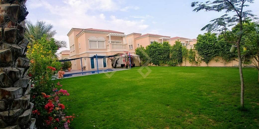 2 Exclusive  |Well maintained 2BR Villa For Rent..