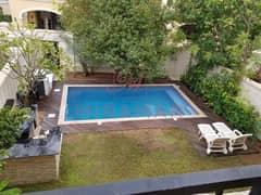 HOT!!! PRIVATE SWIMMING POOL WITH GARDEN   MEDITERRANEAN QUADPLEX 4B VILLA