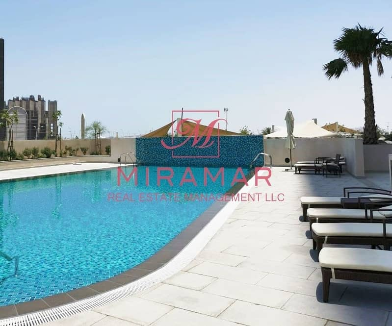 2 LARGE UNIT WITH BALCONY!!! HIGH FLOOR!! SEA VIEW!